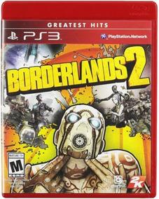 Borderlands 2 Ps3 Mídia Física Game Novo E Original Lacrado