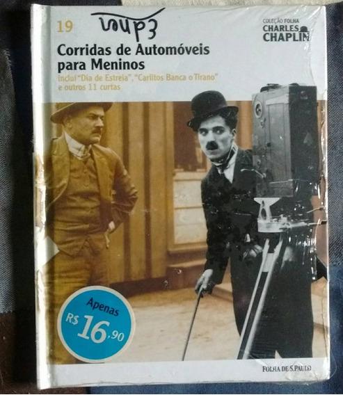Dvd Corridas De Automóveis Para Meninos - Charles Chaplin 19