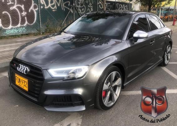 Audi S3 Sedan Tfsi Quatro S Tronic 7 Velocidades 2018