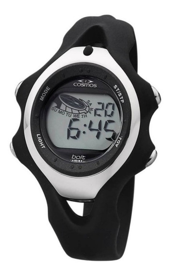 Relógio Cosmos Digital Os48470p Unissex Promoção