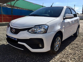 Toyota Etios 1.5 Xs Mod 2018 L/18 Caja De 6ta