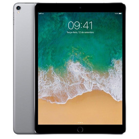 iPad Pro Apple, Tela Retina 10,5, 512gb, Cinza, Wi-fi + 4g
