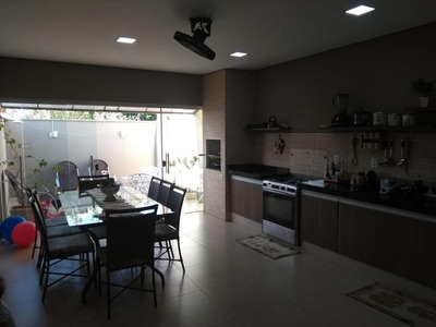 Casa Com 3 Dormitórios À Venda, 160 M² Por R$ 360.000 - Residencial Vila Flora - São José Do Rio Preto/sp - Ca1961