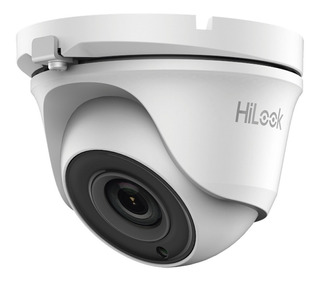 Cámara Domo Hilook 1080p 2 Mp Metalica 2.8mm 20 Mts Ir