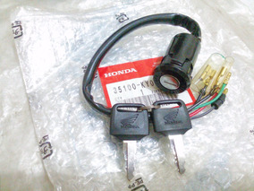 Chave Ignição Original Honda Titan 95 96 97 98 99