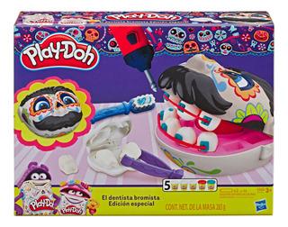 Play-doh Dentista Bromista Edición Especial Día De Muertos