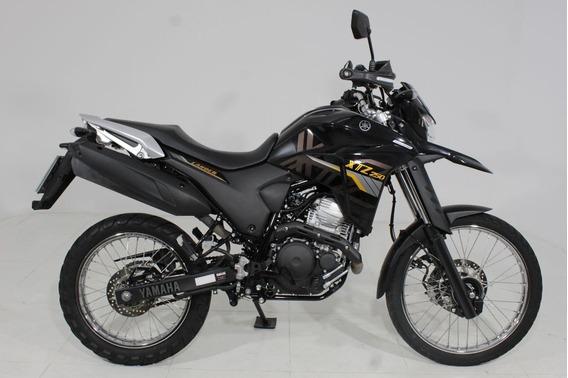 Yamaha Xtz 250 Lander 2020 Preta