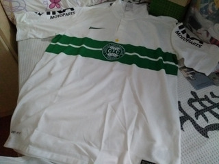 Camisa Coritiba 2014, Tam. G, Jogador Morais N°13 !