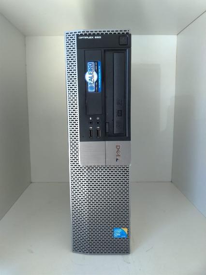 Computador Dell Optiplex 960, Core 2 Duo E8400, 160gb, 4gb
