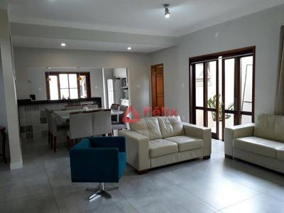 Sobrado Com 3 Dormitórios À Venda, 209 M² Por R$ 650.000 - Residencial Pinheiros De Tremembé - Tremembé/sp - So0693