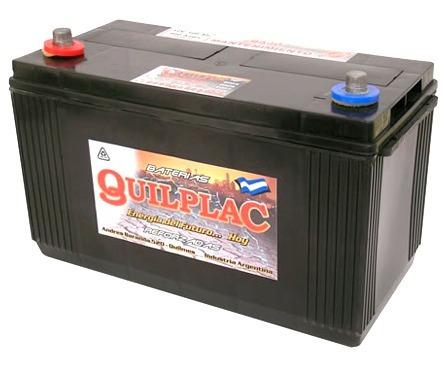 Bateria Quilplac 12vx100ah Sprinter/ Ducato (zona Sur)