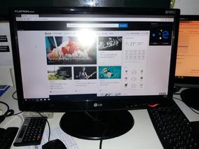 Monitor 22 Full Hd Lg Flatron W2243c-pf Resolução 1920x1080p