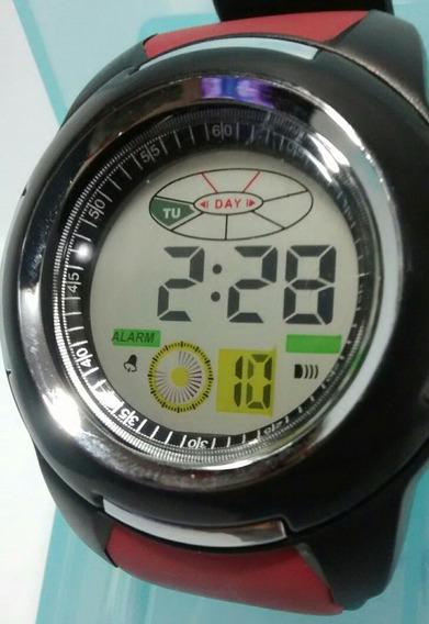 Relógio Sport Unissex Academia Caminhada Barato Promoção