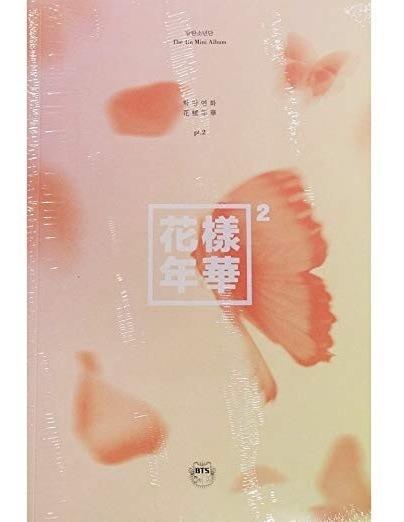 Bts - In The Mood For Love Pt.2 Version Peach 4th Mini Album