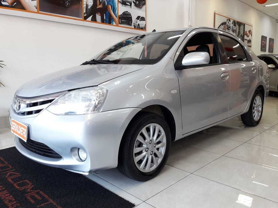 Toyota Etios Sedan Xls 1.5 Flex 16v Mec.