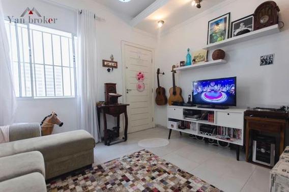 Casa Em Condomínio Para Venda Em São Paulo, Imirim, 2 Dormitórios, 2 Suítes, 3 Banheiros, 2 Vagas - 70576