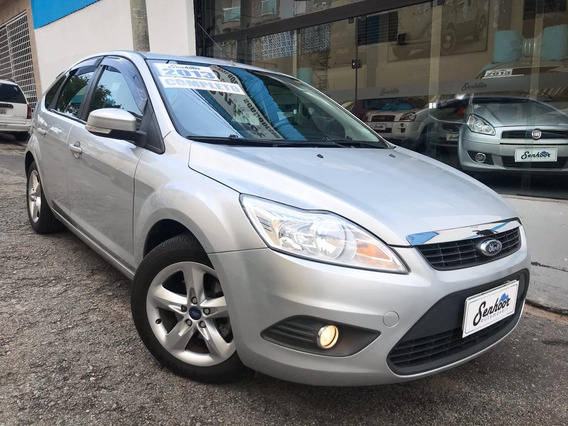Ford Focus Glx 1.6 Manual Prata - 2013