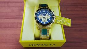 Relógio Invicta Specialty Chronograph 25756 Novo Original