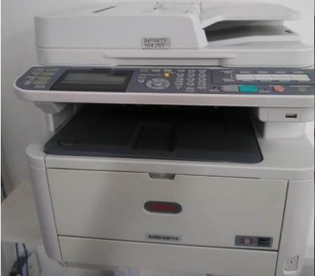 Impressora Okidata Mb491
