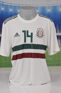 Camisa Do México 2018 Jogador