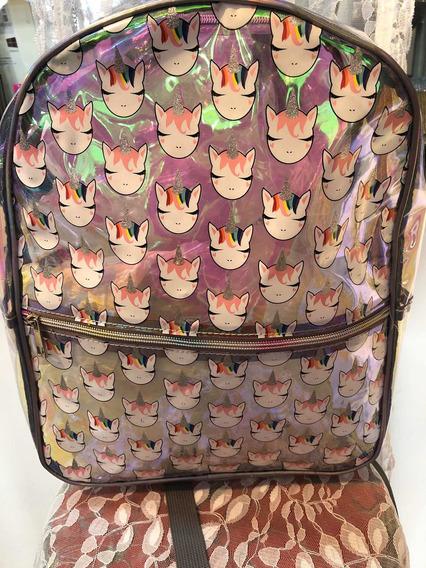 Back Pack Unicornio