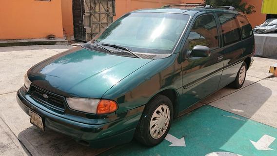 Ford Windstar 1998 3 Filas Factura Original Único Dueño