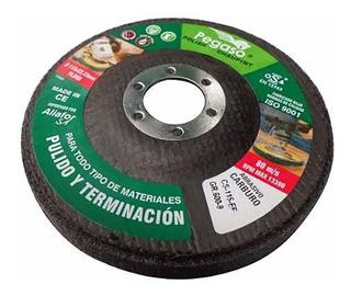 Chaupint Disco De Pulir G/ Extra Fino 115 Mm Pegaso Aliafor