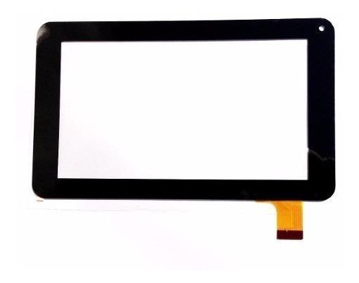 Tela Vidro Touch Tablet Dl Ls T-71 Ou Cce