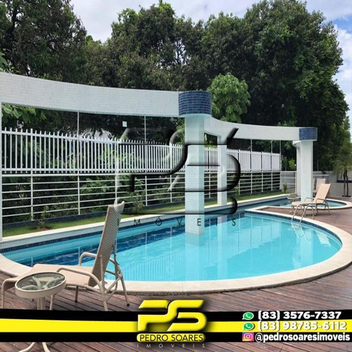 Apartamento Com 2 Dormitórios À Venda, 60 M² Por R$ 250.000 - Manaíra - João Pessoa/pb - Ap2811
