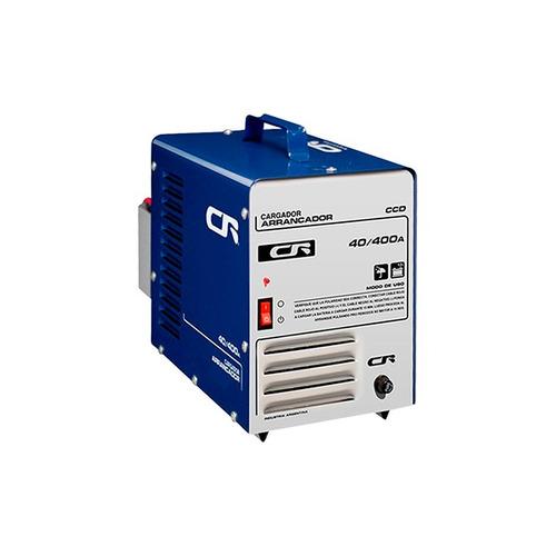 Cargador Cr Arrancador De Bateria Auto 40-400a 12v C/remoto