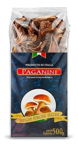 Imagem 1 de 1 de Funghi Seco Porcini Italiano Paganini 500g