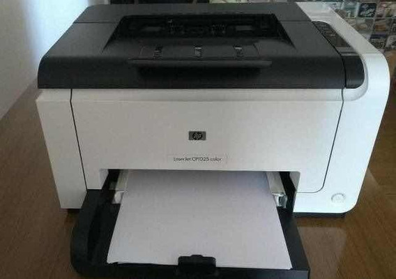 Impressora Hp Cp1025 Laserjet Color