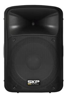 Bafle Potenciado Skp Sk-5pbt Woofer15 250w Usb Bluetooth 12c
