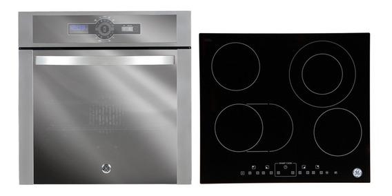 Combo Horno Eléctrico + Anafe Eléctrico Ge Appliances