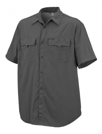 Camisa Columbia Silver Ridge Manga Corta
