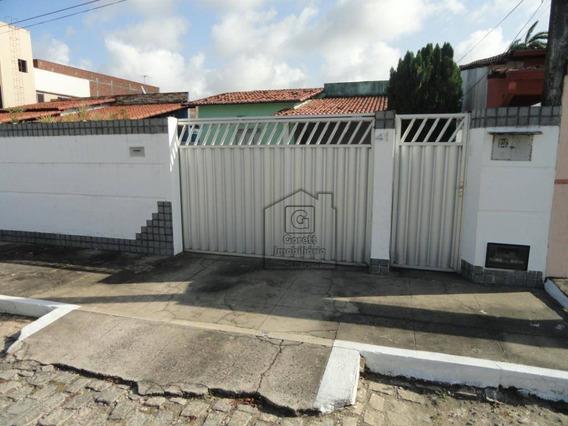 Casa Com 3 Dormitórios Para Alugar, 134 M² Por R$ 1.500/mês - Nova Parnamirim - Parnamirim/rnl0500 - Ca0320