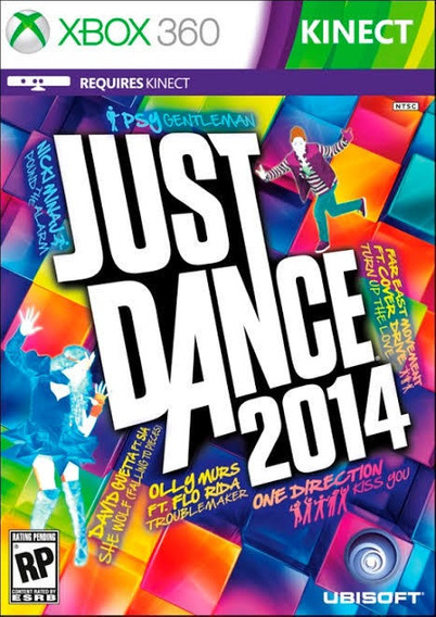 Just Dance 2014 Xbox 360 Original (mídia Digital)