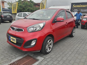Kia Motors Morning Morning Ex 1.2 2014