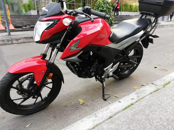 Moto Honda 160 Cbr Casi Nueva