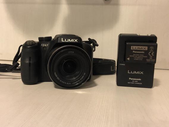 Câmera Lumix Dmc- Fz47