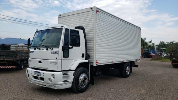 Ford Cargo 1415 - Baú De 6.70m 4x2