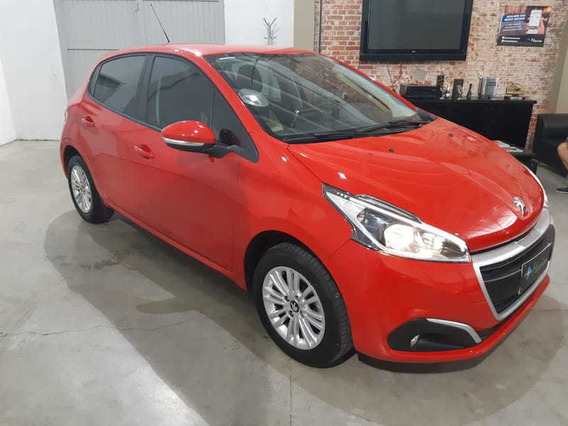 Peugeot 208 1.2 Active Pack 12v Flex 4p