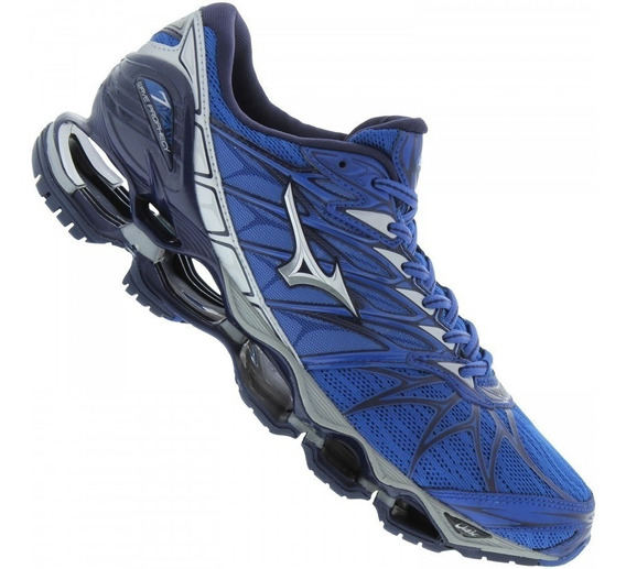 Tênis Mizuno Wave Prophecy 7 Original.