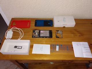 Smartphone Meizu M5c - Só Precisa Reparar Conector Bateria