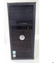 Cpu Dell Hd500 Ram2.5gb