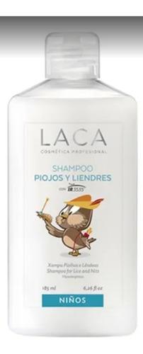 Shampoo Piojos Y Liendres Con Ir 3535 185 Ml. Laca-caballito