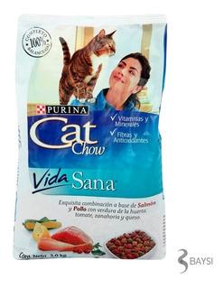 Purina Para Gatos - Cat Chow - kg a $67