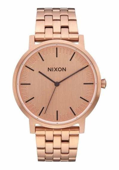 Relógio Nixon Porter - All Rose Gold