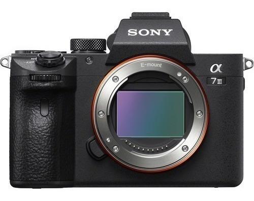 Sony Alpha A7iii A7 Iii A7 3 Mirrorless Digital Camera