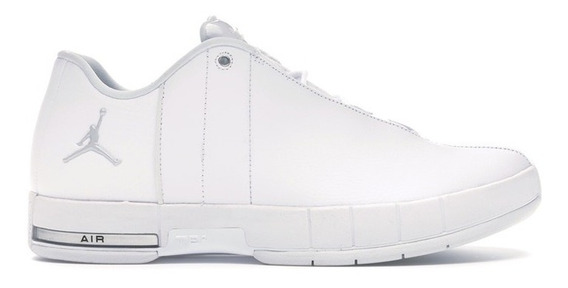 Tenis Jordan Te 2 Low Blanco